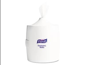 Gojo 901901 Hand Sanitizer Wipes Wall Mount Dispenser
