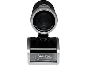 Digital Innovations ChatCam 4310300 Webcam - USB 2.0