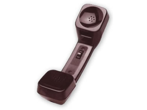 Walker Amplified Handset BLACK - PTT-KM-EM-95-00