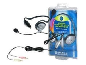 Altec Lansing AHS423 Stereo Headset for PC & MAC - Pack of 4