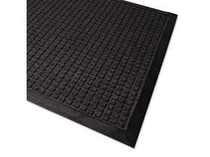 Guardian                                 WaterGuard Wiper Scraper Indoor Mat, 36 x 120, Charcoal