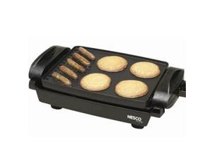 Nesco Reversible Grill Griddle