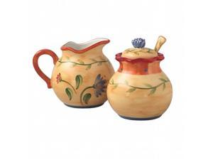 Pfaltzgraff 47902000 Napoli sugar and creamer set