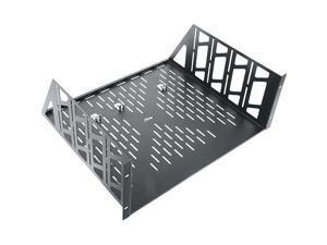 Middle Atlantic U2V 2U 3.5 in. Vented Rack Shelf