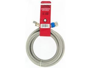 Larsen Supply .38in. Compression x .38in. Compression x 72in. Dishwasher Connector 10-