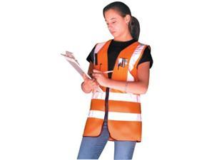 OCCULUX SURVEYORS VEST:YELLOW