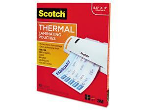 100-Pack Scotch TP3854-100 Thermal Pouches