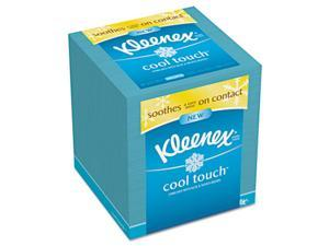 Kimberly-Clark Professional* 29388 Cool Touch Facial Tissue, 3 Ply, 50 Sheets per Box, 1 per Box