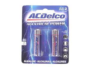 AC Delco AA Alkaline Battery - Case of 48