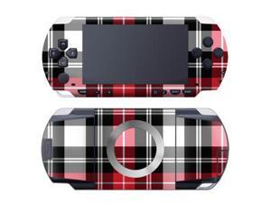 DecalGirl PSP-PLAID-RED DecalGirl PSP Skin - Red Plaid