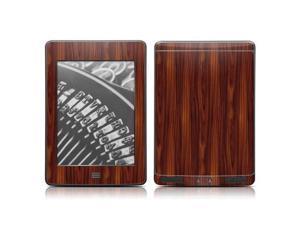 DecalGirl AKT-DKROSEWOOD DecalGirl Kindle Touch Skin - Dark Rosewood