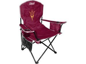 Coleman IF-COL-03113001111 Arizona State Sun Devils Cooler Quad Tailgate Chair