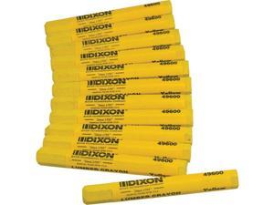 Yellow Lumber Crayon