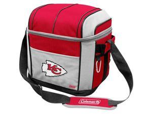 Coleman IF-COL-02701071111 Kansas City Chiefs 24 Can Soft Side Cooler