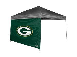 Coleman IF-COL-02641068111 Green Bay Packers 10 x 10 Straight Leg Shelter Panel