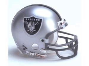 Riddell CD-9585559024 Oakland Raiders Football Helmet - Mini Replica