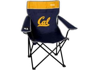 Coleman IF-COL-03103070111 California Golden Bears Cal Broadband Quad Tailgate Chair