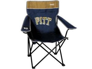 Coleman IF-COL-03103097111 Pittsburgh Panthers Broadband Quad Tailgate Chair