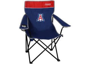 Coleman IF-COL-03103068111 Arizona Wildcats Broadband Quad Tailgate Chair