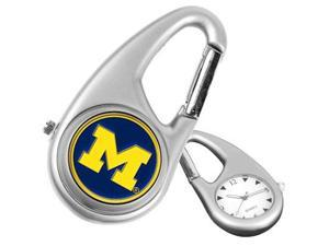 LinksWalker SL-LW-CO3-MIW-CARB Michigan Wolverines Carabiner Watch