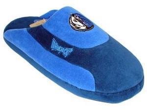 Comfy Feet CF-DMA07LG Dallas Mavericks Low Pro Scuff Slippers - Large