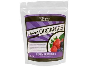 Winchester Gardens WG180 Winchester Gardens Select Organic Berry Granular Fertilizer 2x3lbs - Pack of 2