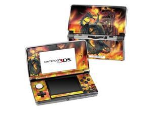 DecalGirl N3DS-DRAGONWARS DecalGirl Nintendo 3DS Skin - Dragon Wars