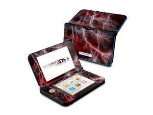 DecalGirl N3DX-APOC-RED DecalGirl Nintendo 3DS XL Skin - Apocalypse Red
