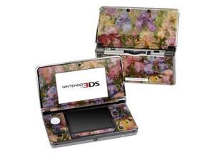 DecalGirl N3DS-FOIRISES DecalGirl Nintendo 3DS Skin - Field Of Irises