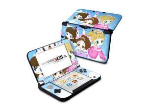 DecalGirl N3DX-LPRINCES DecalGirl Nintendo 3DS XL Skin - Little Princesses