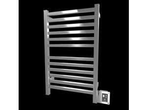 Amba Quadro Q 2033 P Quadro P Electric Towel Warmer in Polished - 586 BTUs