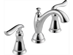 Delta 3594-MPU-DST 8 in. Linden 2-Handle High Arc Bathroom Faucet in Chrome