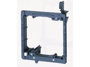 Vanco International, Inc LV2 Vanco Dual Gang Low Voltage Wall Bracket