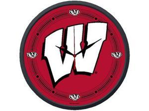 Wincraft WN-2926871 Wisconsin Badgers Wall Clock