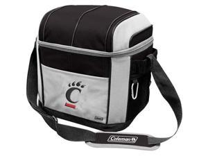 Coleman IF-COL-02513009111 Cincinnati Bearcats 24 Can Soft Side Cooler