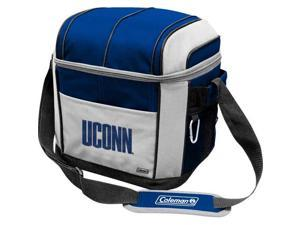 Coleman IF-COL-02513072111 Connecticut Huskies 24 Can Soft Side Cooler