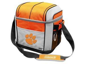 Coleman IF-COL-02513010111 Clemson Tigers 24 Can Soft Side Cooler