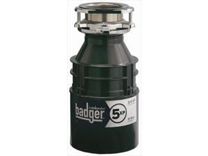 In-Sink-Erator Badger 5XP .75 HP Continuous Feed Waste Disposer