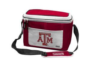 Coleman IF-COL-02503061111 Texas A M Aggies 12 Can Soft Side Cooler