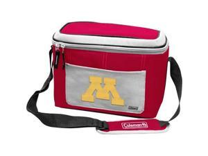 Coleman IF-COL-02503085111 Minnesota Golden Gophers 12 Can Soft Side Cooler