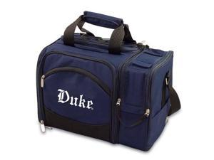 Picnic Time PT-508-23-915-152-0 Duke Blue Devils Malibu Picnic Cooler in Navy