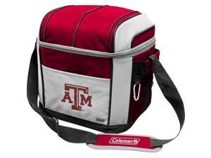 Coleman IF-COL-02513061111 Texas A M Aggies 24 Can Soft Side Cooler