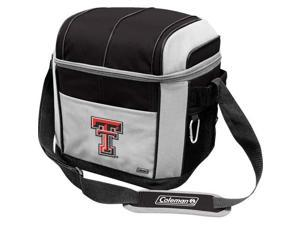 Coleman IF-COL-02513063111 Texas Tech Red Raiders 24 Can Soft Side Cooler
