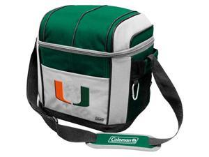 Coleman IF-COL-02513082111 Miami Florida Hurricanes 24 Can Soft Side Cooler