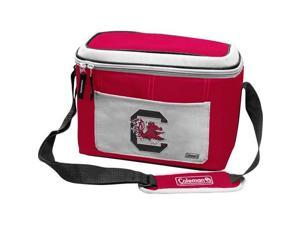 Coleman IF-COL-02503098111 South Carolina Fighting Gamecocks 12 Can Soft Side Cooler
