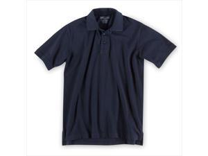 5.11 Tactical TG511-41060-724-3XL 3-Large Short Sleeve Professional Polo in Dark Navy