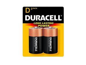 PROCTOR AND GAMBLE MN1300B2Z DURACELL COPPERTOP D 2 PACK