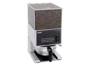 BUNN 20580.0001 LPG STAINLESS Low Profile Portion Control Coffee Grinder