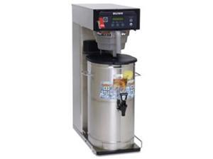 BUNN 35700.0001 Infusion Series Tea and Coffee Brewer IThermal CarafeB-Dual Volt 25.75 Inch TRK NO Reservoir