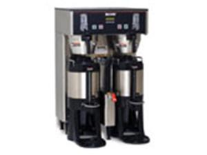 BUNN 34600.0004 BrewWISE Dual Thermo Fresh Digital Brew Control 120/208V NO Funnel Lock Brewer
